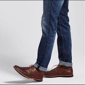 Timberland boot company wodehouse chukka brown